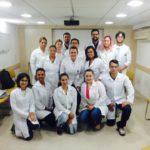 Em 28/03/2017 - Encontro-aula com os alunos de Fisioterapia da FADERGS